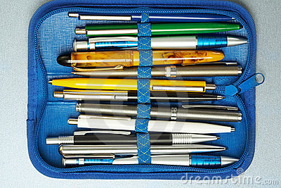 Collection of pen