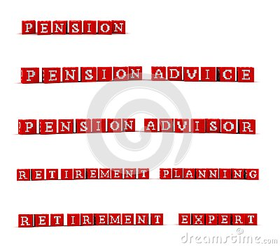 Collection of slogans for retirement