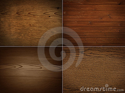 Collection of Wooden Panels