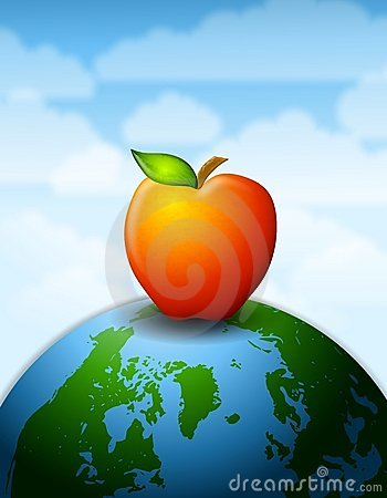 Collective Knowledge Apple Earth