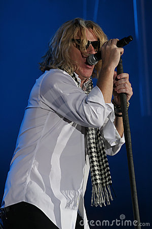 Collective Soul Editorial Stock Image
