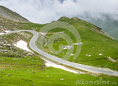 Colledell agnello, Italiaanse Alpen