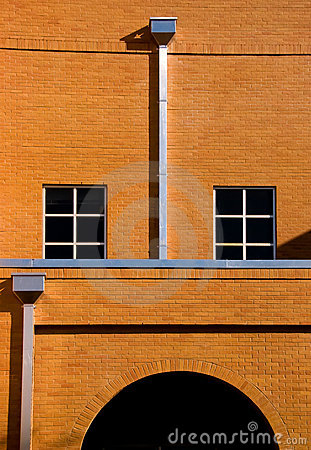 Free College Building Exterior Royalty Free Stock Photo - 8556155