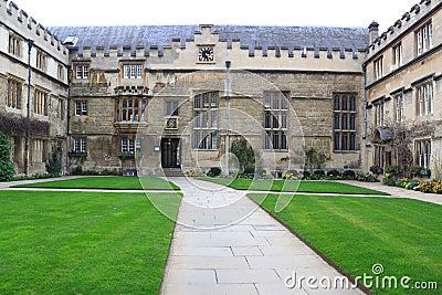 College Dormitory
