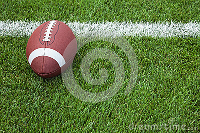 College football at the goal line