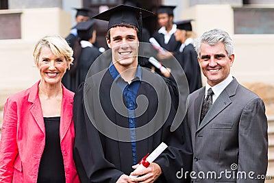 College graduate parents
