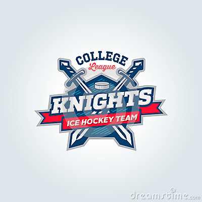 Free College League Sport Team Logo Apparel Concept Royalty Free Stock Photo - 44969145