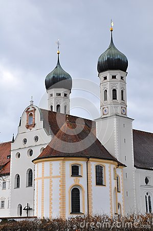Collegiate church of Benediktbeuern