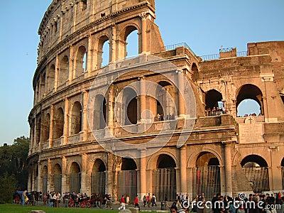 Colloseum Ρώμη