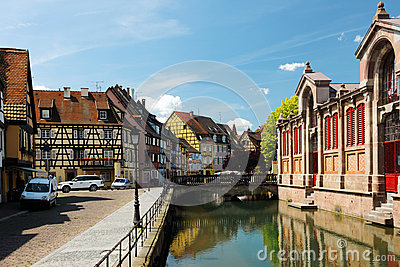 Colmar Royalty Free Stock Photos - Image: 24819048
