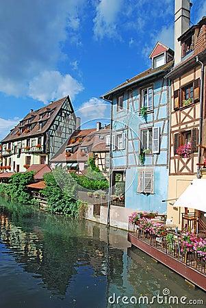 Colmar,Alsace,France