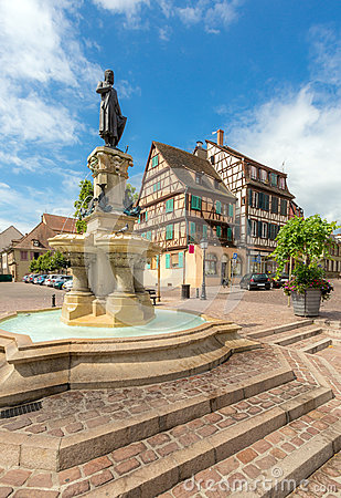 Free Colmar France Stock Image - 72308931