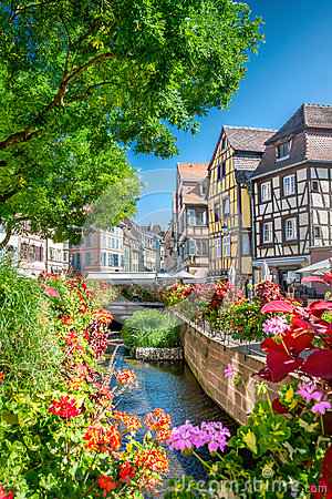 Free Colmar, France Stock Image - 79266511