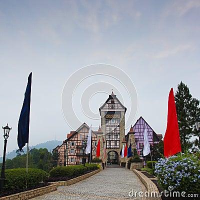 Colmar French Village
