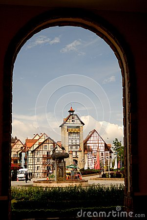 Colmar Tropicale Editorial Image