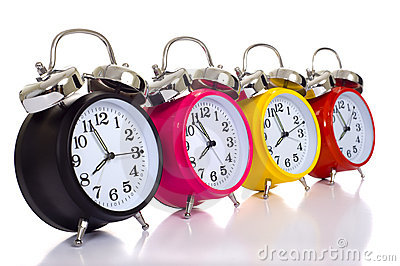 Colofful Alarm Clocks