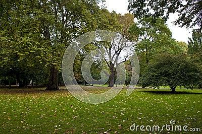 Cologne botanic gardens