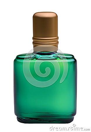 Free Cologne Bottle Stock Image - 19584101