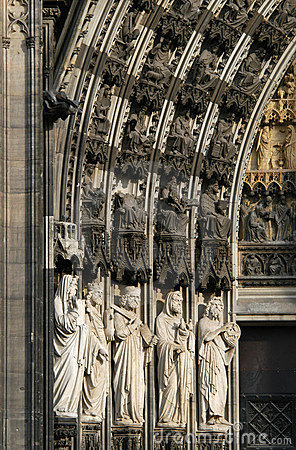 Free Cologne Cathedral Stock Photography - 378242