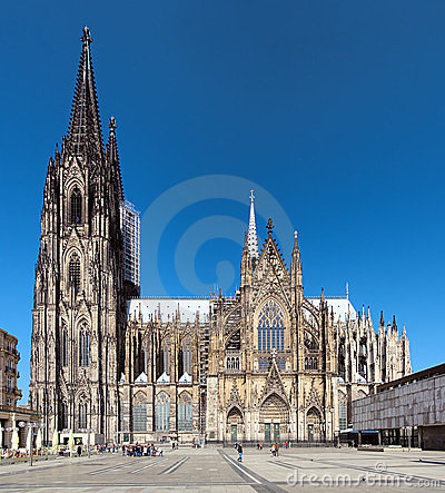 Free Cologne Cathedral, Germany Stock Image - 23979861