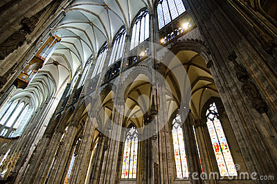 Cologne Cathedral Editorial Photography