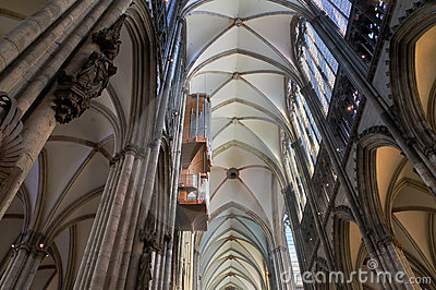 Cologne Cathedral HDR Image