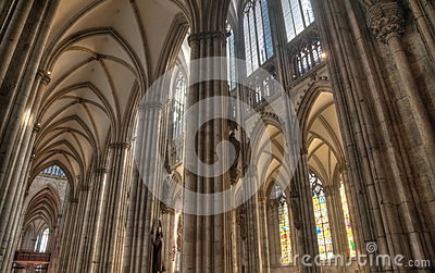 Cologne Dom Nave