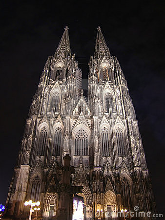 Cologne kopuła
