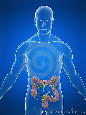 Colon infection