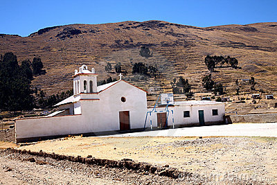 Colonial Church, Bolivia