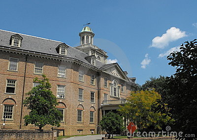 Colonial College Dormitory