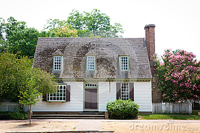Colonial Cottage