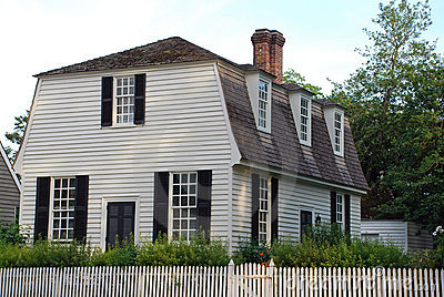 Colonial Home 98
