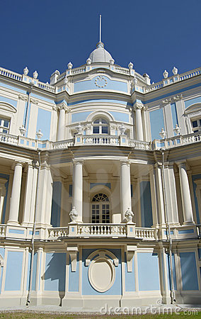 Colonnade And Balcony Royalty Free Stock Images - Image: 21497009