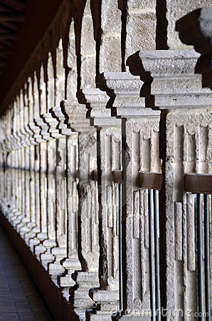 Colonnade - Row of Columns - Archway