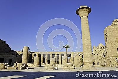 Colonnade of tahargo