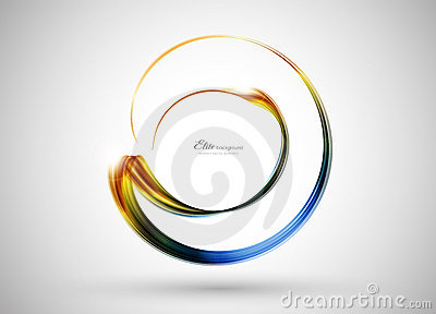 Color abstract background template