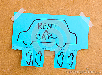 Color advertisement rent