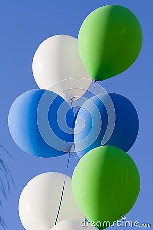 Color Air balloon