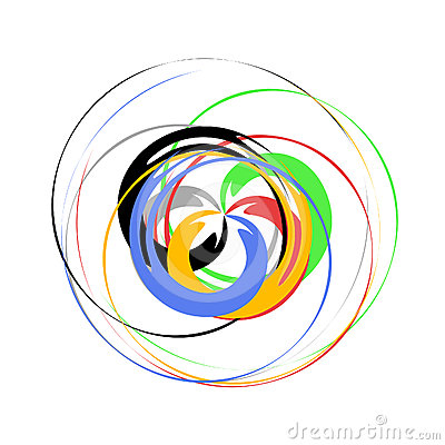 Color art icon