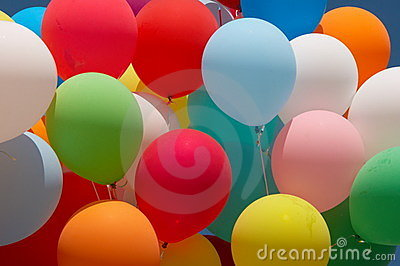 Color balloons 1