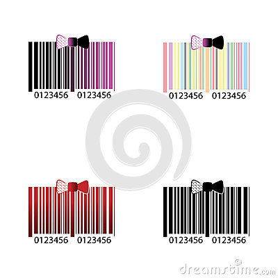 Free Color Barcode Royalty Free Stock Images - 36108599