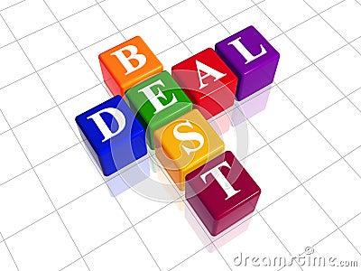 Color best deal like crossword