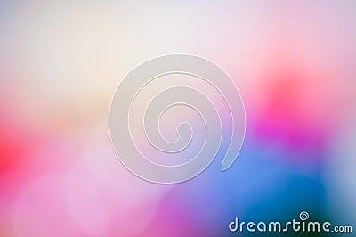 Color blurs