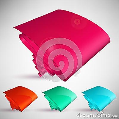 Color bubble speech