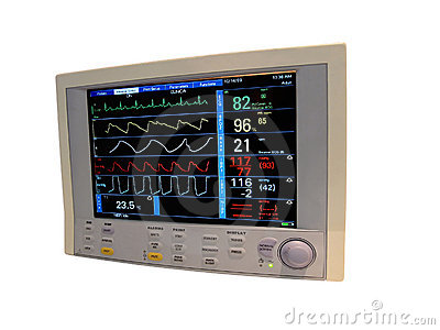 color cardiovascular monitor, doppler, diagnostic