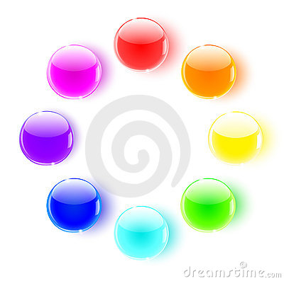 Free Color Circle2 Royalty Free Stock Images - 20613759