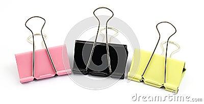 Color clip