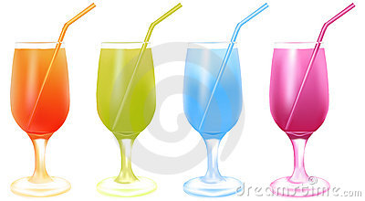 Color cocktails