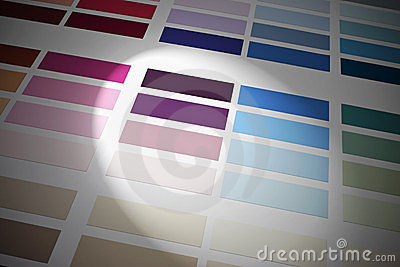 Color Colors Chart Background